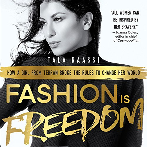 Fashion Is Freedom audiobook cover art