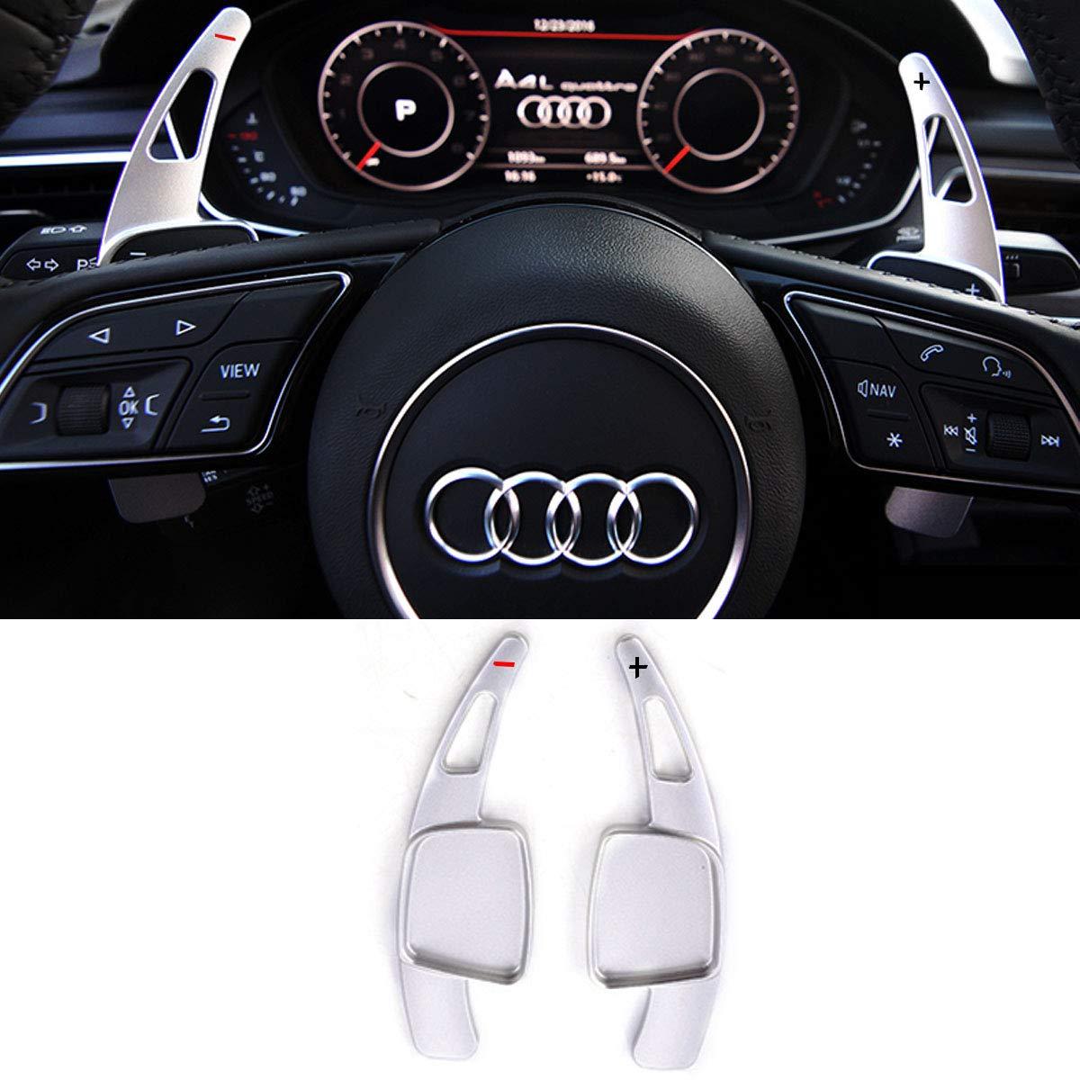 AUDI S A4 S4 A6 Q7 TT QUATTRO S line steering wheel matte STICKER EMBLEM fits