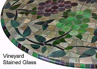Best mosaic vinyl tablecloth Reviews
