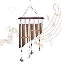 SOMIER Butterfly Harp Wind Chimes Outdoor, 30