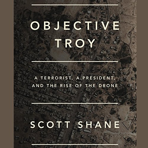 Objective Troy audiobook cover art