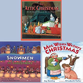Penguin Young Readers Christmas Collection cover art