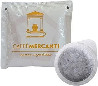 Caffe Mercanti, Espresso Napoletano (Oro, 150 Pods)