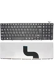 Acer TravelMate KB.T5007.007 Black Uk Keyboard