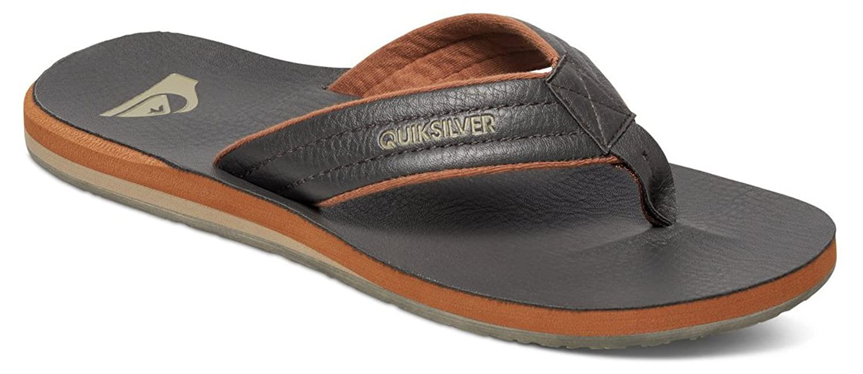 [Quiksilver] メンズ CARVER NUBUCK カラー: ブラウン