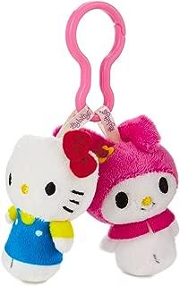 Hallmark Hello Kitty & My Melody Itty Bitty Clippy Set