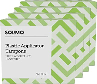 Best smallest tampons with plastic applicator Reviews