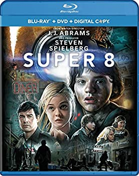 Super 8  Two-Disc Blu-ray/DVD Combo