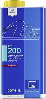 Fluido de freio original ATE DOT 4 TYP 200/TYP200 (ponto de ebulição alto) 6 litrosATE 1 Liter (33.8 ounces) 706202