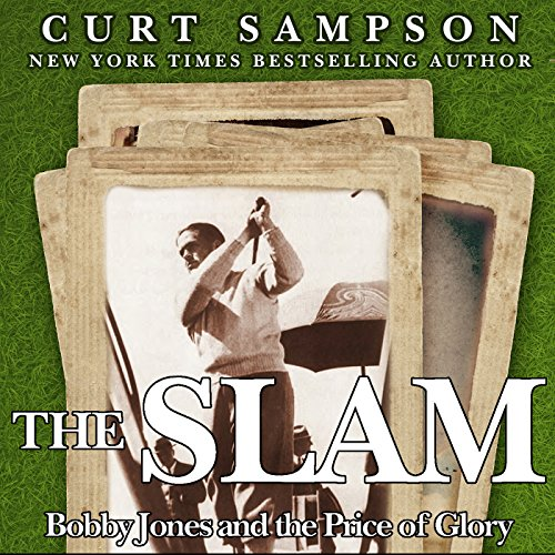 The Slam Audiobook By Curt Sampson cover art