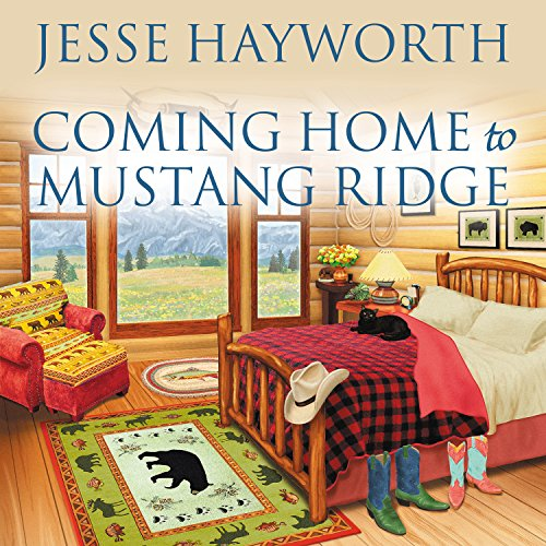 Coming Home to Mustang Ridge audiobook cover art