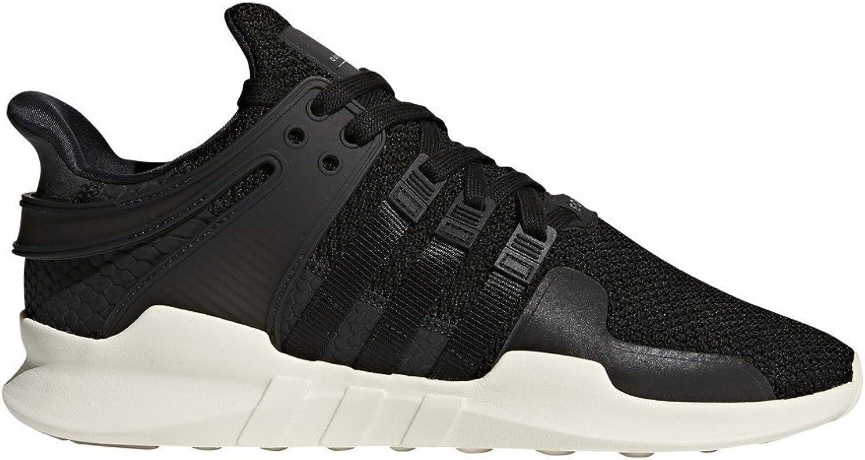 Adidas Mens EQT Support ADV Core Black Core Black Off White - BY9587