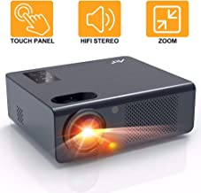 Movie Projector- Artlii Energon Home Theater Projector with Dolby HiFi Stereo and Screen Zooming, 250