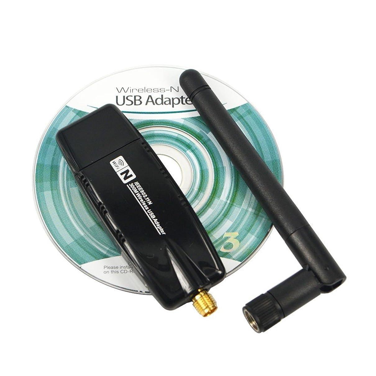 しつけストロークワンダーUSBワイヤレスWiFiアダプタカード強力なワイヤレスネットワークカード