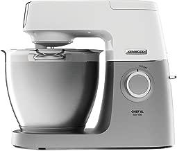 Kenwood Chef XL Sense, Stand Mixer - Kitchen Machine, KVL6100T, Silver/White