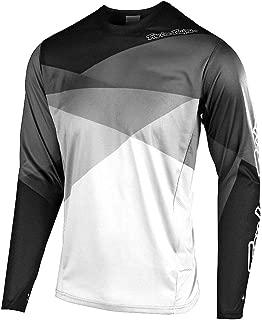 Troy Lee Designs Sprint Jersey - Men's Jet White/Gray, L