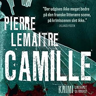 Couverture de Camille