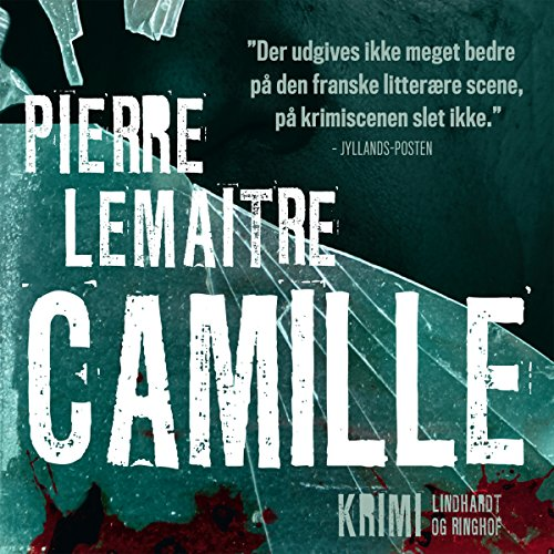 Camille (Camille Verhoeven 3) audiobook cover art