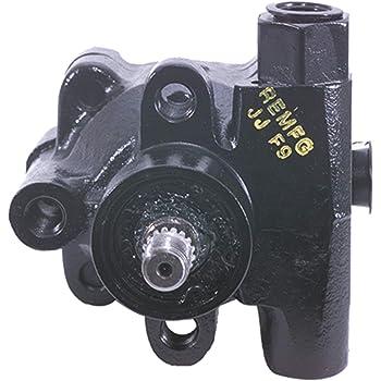 Cardone 21-5699 Remanufactured Import Power Steering Pump