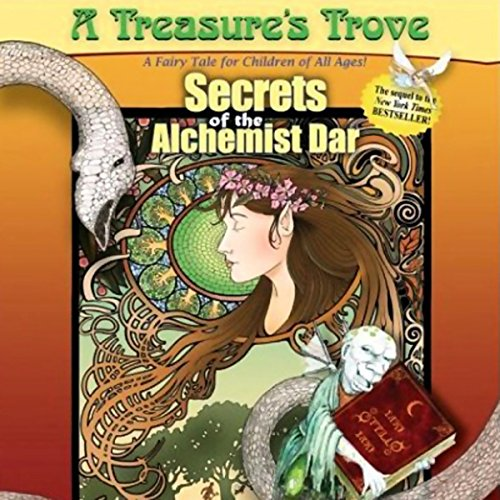 Secrets of the Alchemist Dar audiobook cover art