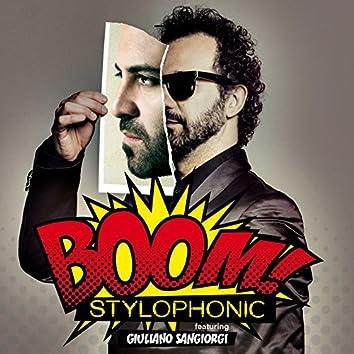 Boom! (feat. Giuliano Sangiorgi) [Radio Edit]