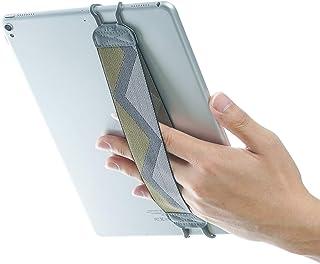 TFY タブレット用安全ハンドストラップ - 対応 iPad Pro, iPad, iPad mini 4, iPad Air 2, 対応 Samsung Galaxy Tab & Note - Google Nexus - Asus Tran...