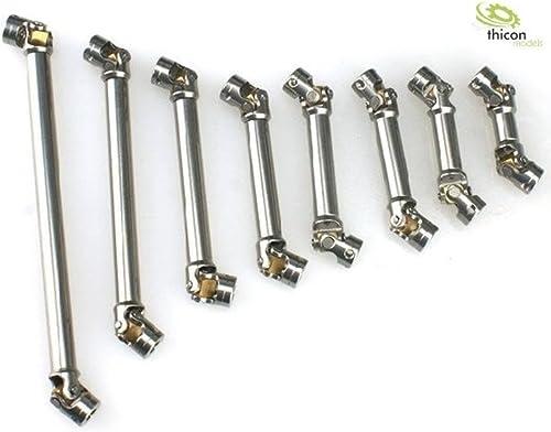 precios mas bajos 1 14 Kardanwelle Edelstahl 200-230mm 200-230mm 200-230mm  precios mas baratos