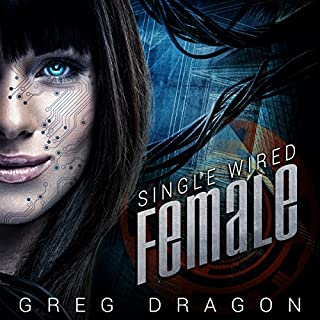 Single Wired Female audiobook cover art