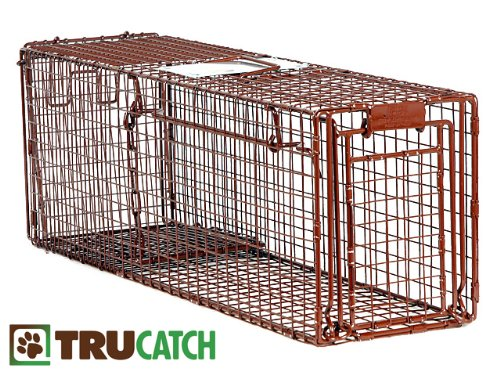 Tru Catch 30D Heavy Duty Humane Live Animal Trap