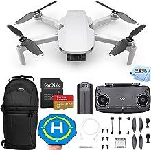 $439 » DJI Mavic Mini Drone FlyCam Quadcopter with 2.7K Camera 3-Axis Gimbal GPS Accessory Bundle + 32GB MicroSD + Sling Backpack + Palm Landing Pad