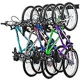 RaxGo Garage Bike Rack, Wall mounted Bicycle...