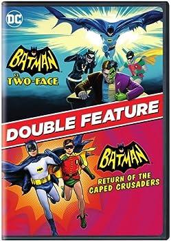 Batman vs Two-Face / Batman Return of the Caped Crusaders  DBFE   DVD