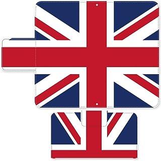 Freetel nico ☆ ケース・カバー 完全受注生産 完全国内印刷 スライド式スマホケース 手帳型 国旗 イギリス SIMフリー SIMカード シムフリー スマホカバー オリジナルデザイン プリント 日本製