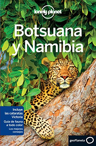 Lonely Planet Botswana Y Namibia (Guías de País Lonely Planet)