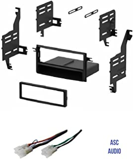 2000-2006 Celica 2005-2008 Matrix 2001-2007 Highlander 2001-2005 RAV4 Other ASC Car Stereo Dash Kit and Wire Harness for some Toyota: 2003-2009 4-Runner SR5 2000-2006 Echo 2000-2006 MR2 Spyder