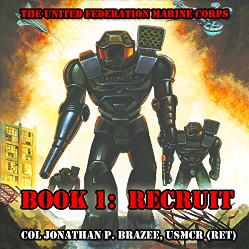 Recruit audiobook cover art