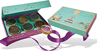 VAHDAM, Indian Tea Carnival Gift Set - 6 Teas in Sampler Gift Box | OPRAH's FAVORITE TEA 2019 | Packed at Source in India | Birthday Gifts for Dad | Gifts for Men | Men Gifts | Tea Gifts Set