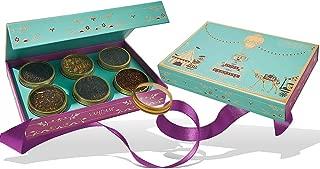 VAHDAM - The India Tea Carnival, 6 Award-Winning Teas in a Presentation Box 🎁 | Chai Tea Sampler | Perfect Birthday Day Gifts for Wife | Oprah's Favorite Tea 2018 ☕️