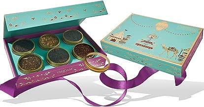 VAHDAM - The India Tea Carnival, 6 Award-Winning Teas in a Presentation Box 🎁 | Chai Tea Sampler | Perfect Birthday Day Gifts for Wife | Oprah's Favorite Tea 2018 ☕️ | Indian Diwali Gifts