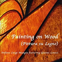 Painting on Wood Pittura Su Legno