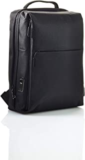 secure backpack with charger