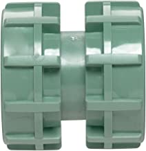 Orbit 57184 Green Heavy Duty Swivel Double Union Coupler