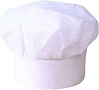 """amscan 25070 White Chef's Hat 