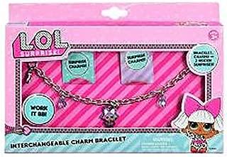 MGA L.O.L. Surprise Interchangeable Charm Bracelet