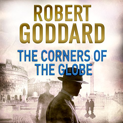 The Corners of the Globe audiobook cover art