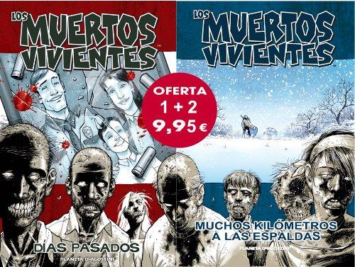 Los muertos vivientes nº01+nº 02 (Pack Especial) (Los Muertos Vivientes (The Walking Dead Cómic))