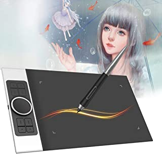 Graphics Tablets XP-Pen Deco Pro M 11.6 Inch Drawing Tablets with 8192 Levels Pressure Battery-Free Stylus Digital Drawing...