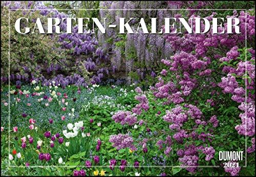 Garten-Kalender 2021 ‒ Broschürenkalender ‒ mit informativen Texten ‒ mit Jahresplaner ‒ Format 42 x 29 cm