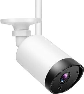 1080P-camera, wifi-verbinding Tweerichtings spraakintercom Nachtzichtcamera, bewegingsdetectie voor kantoor aan(European r...