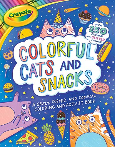 Crayola Colorful Cats and Snacks: 14